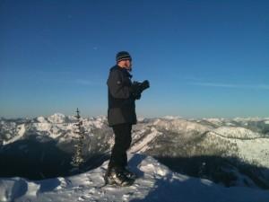 Owen at the Top